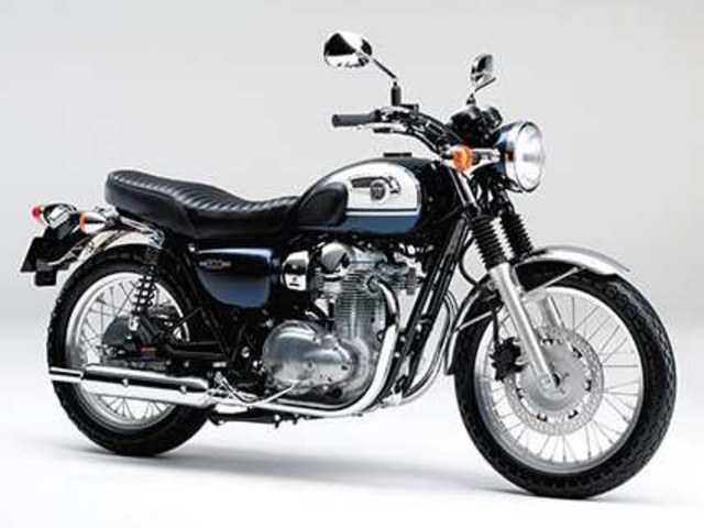 KAWASAKI W800 Custom Parts And Accessories