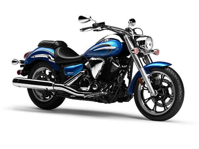 YAMAHA XVS950A Midnight Star (V-Star950, DRAGSTAR950)