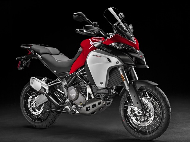 DUCATI Multistrada 1200 Enduro 2016 Parts and Technical Specifications -  Webike Japan