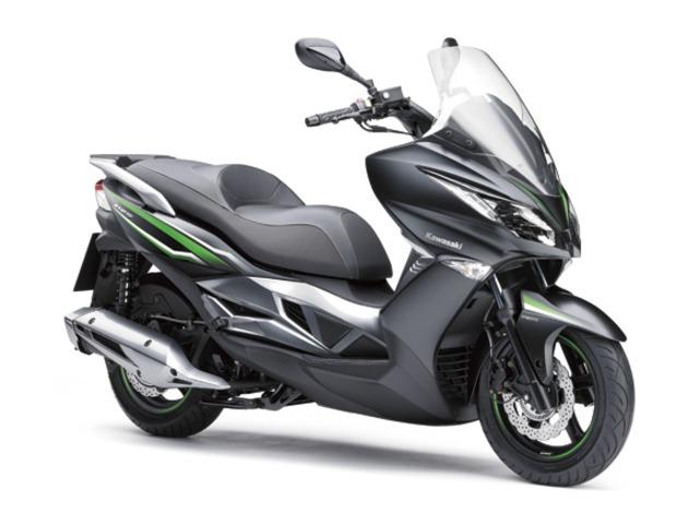 Kawasaki J125 Exhausts Webike