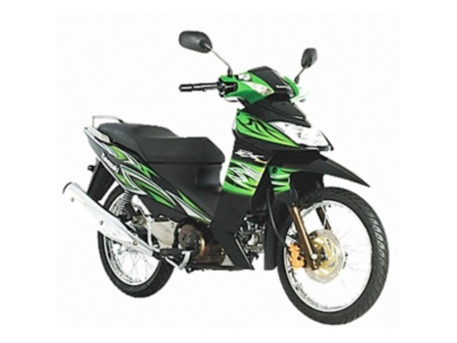 KAWASAKI ZX130 Parts and Technical Specifications - Webike Japan