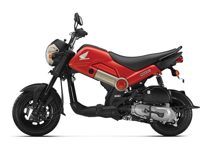 Honda Navi Custom Parts Webike