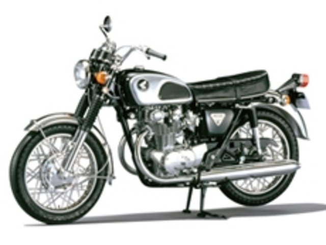 HONDA CB450 (Dream, Hellcat)