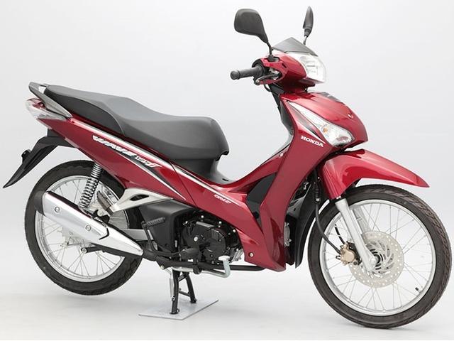 moto honda wave 125