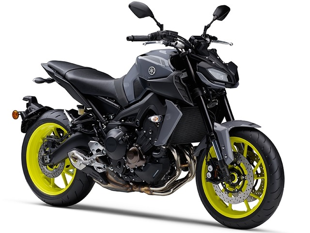 Yamaha mt 09 custom