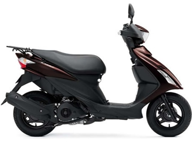 SUZUKI AddressV125S Ltd.