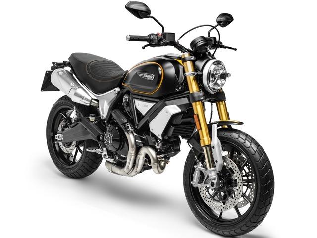 Ducati Scrambler 1100 Sport Custom Parts Webike