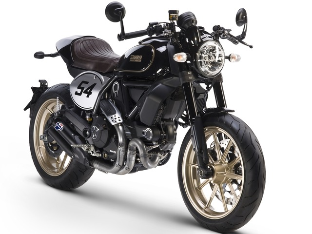 Clymer Custom Parts Accessories For Ducati Scrambler