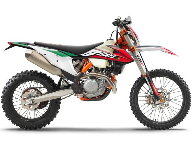 450EXC-F SIXDAYS