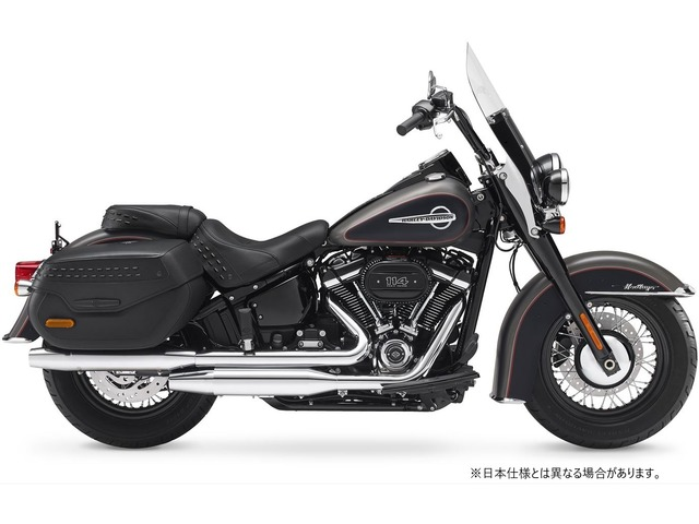SOFTAIL HERITAGE CLASSIC114