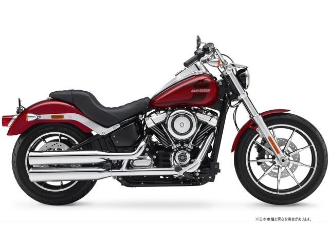 SOFTAIL LOW RIDER
