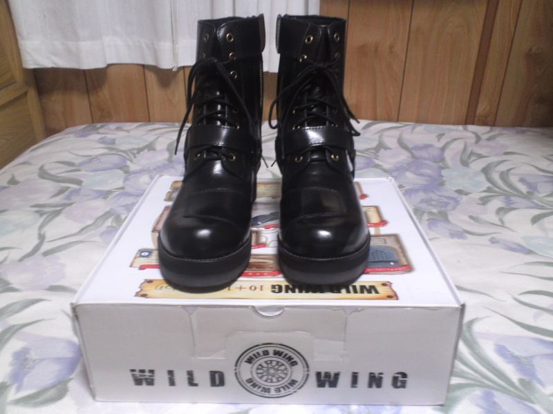 WILDWING Falcon Riders Ring Boots