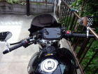 It attached to GSR400.Although it did not interf...