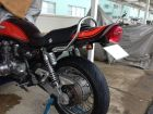 PMC(Performance Motorcycle Creative) Задний поручень PMC
