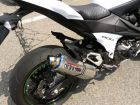 OVER RACING TT-formula Full Titanium Slip-On Muffler