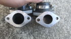 The right is the manifold for KSR110/KLX110 pure h...