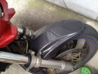 It attached to CB400SF.Only by saying [ Carbon ]...