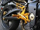 The triumph 2010 street triple R was equipped. Alt...