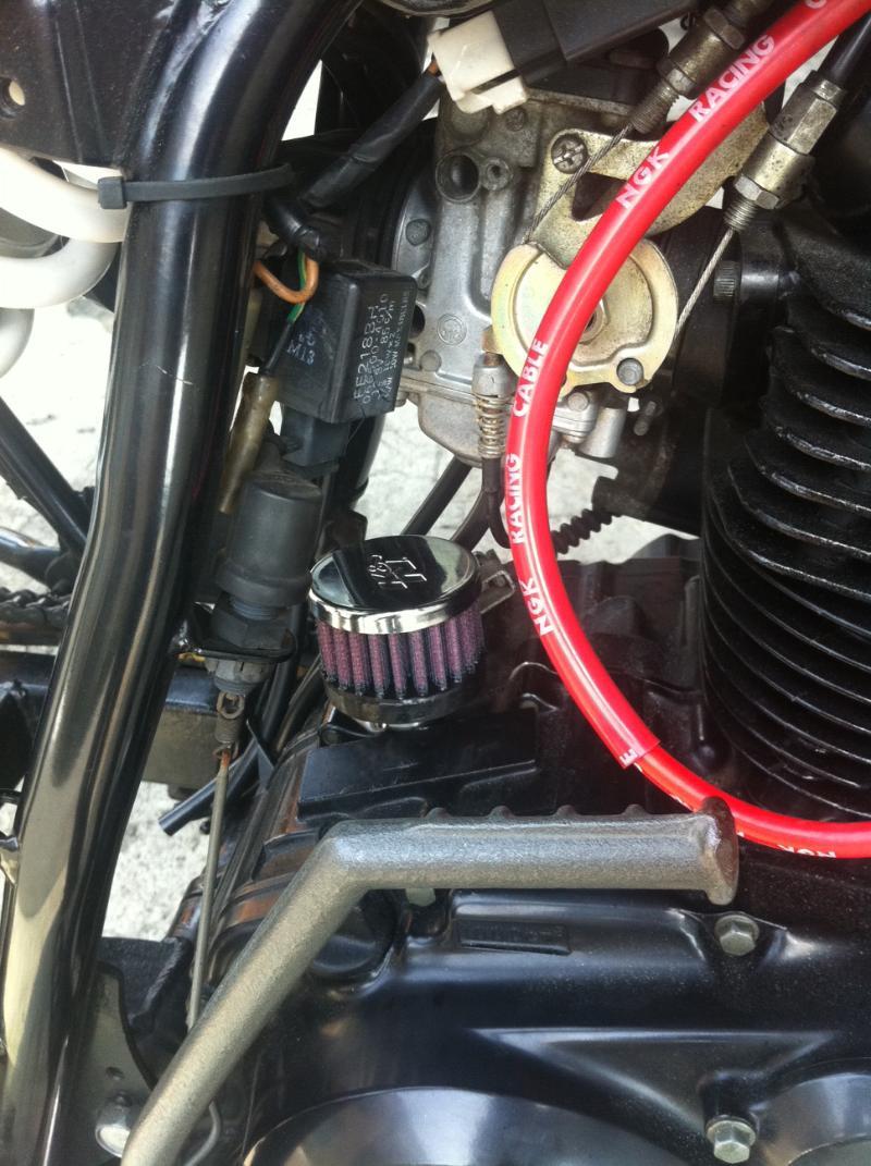 K/&N Filters 62-1010 Breather Vent Auto e Moto
