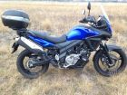 I've installed it on SUZUKI V-STROM650 ABS (MY2013...