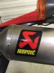 AKRAPOVICAKRAPOVIC Heat Resistant Silencer Sticker