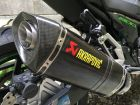 AKRAPOVIC e1 Spec. Slip-on Silencer Carbon