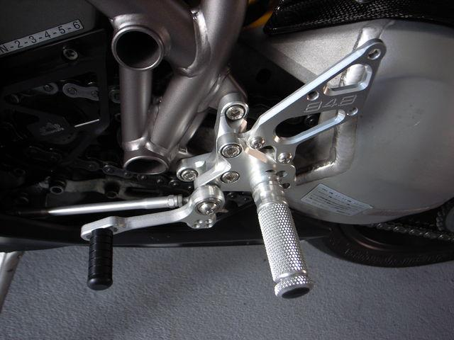 [IDEAL] Rear Sets Kit