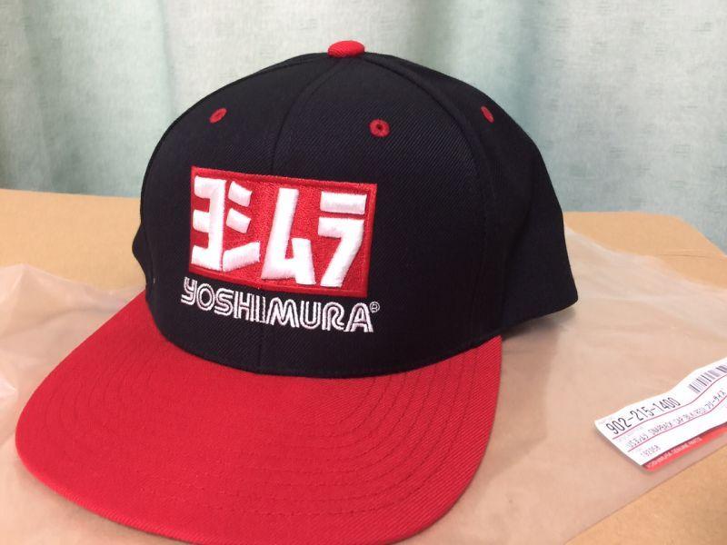 YOSHIMURA   US Yoshimura SNAPBACK Cap  902-215-1200  99cffd6378f