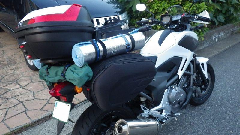 KOMINE   SA-212 Molded Saddle Bag EXP  09-212  cc299d82f9599
