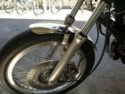 Peyton Place Stainless Steel/Short Fender