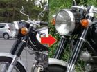 PMC(Performance Motorcycle Creative) CB72 Type φ48 Blinker