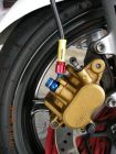 Brake hose exchange of VTR 2...