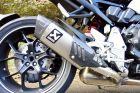 AKRAPOVIC JMCA-specificatie instapdemper
