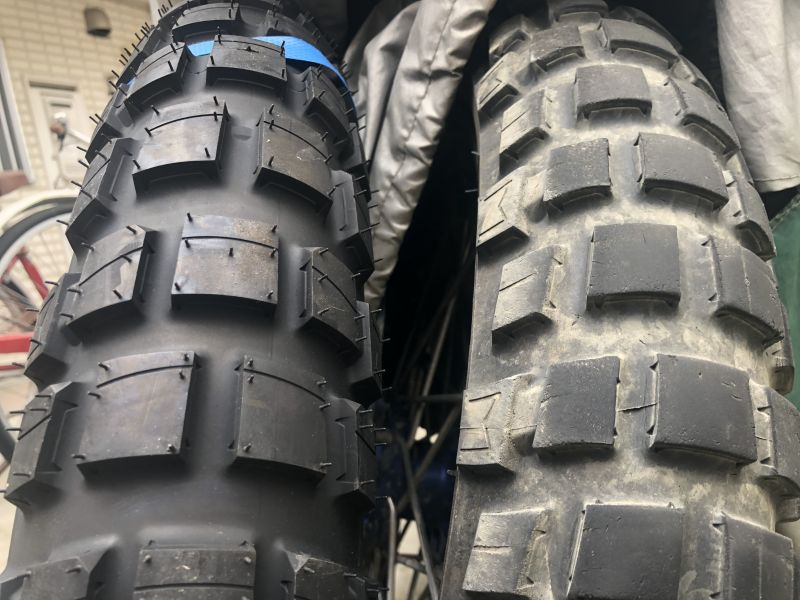 Michelin Anakee Wild 110 80 R19 59R TL Front Trail//Adventure Motorcycle Tyre