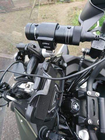 Dual MODE Full HD Video Camera XTC-290 [Riding Recorder]