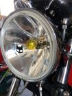 PMC(Performance Motorcycle Creative) Headlight Rim Plating