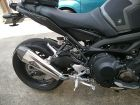 r's gear Wyvern Real Spec. Single Type Exhaust System