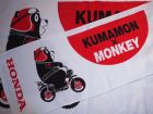HONDA RIDING GEAR Serviette de bain KUMAMON