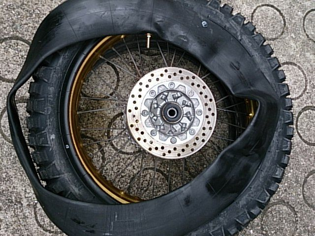Michelin Off Road Tires >> Tube For Off Road