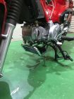 SP TAKEGAWA (Special Parts TAKEGAWA) Защита двигателя SP Takegawa: SP Takegawa для HONDA CROSS CUB (C